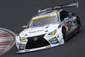 #96 K-Tunes Racing LM Corsa Lexus RC F GT3: Sena Sakaguchi, Morio Nitta