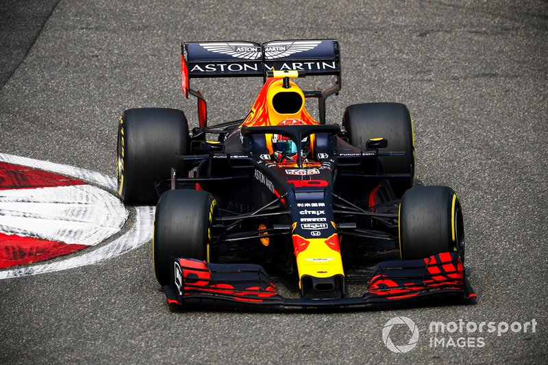 Pierre Gasly, Red Bull Racing RB15: 1:32.930
