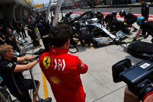 Mattia Binotto, teambaas Ferrari