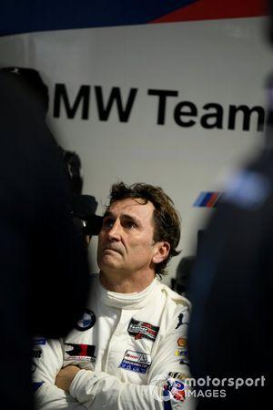 #24 BMW Team RLL BMW M8 GTE, GTLM: Alex Zanardi