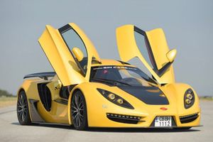 SIN R1 GT4, Antonelli Motorsport