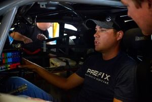 Joseph Stevens of Stevens-Miller Racing