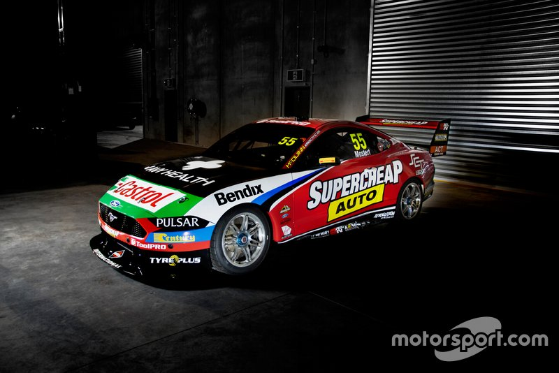 #55 Supercheap Auto Ford Mustang livery