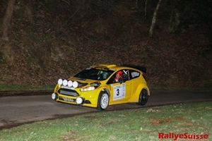 Joël Rappaz, Gaëtan Lathion, Ford Fiesta R5, Lugano Racing Team