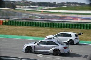 Dindo Capello, Audi RS 3 LMS TCR