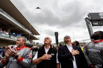 Roger Penske und Mark Miles