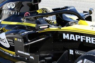 Renault mirror detail