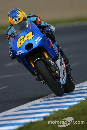 Kousuke Akiyoshi, Suzuki MotoGP