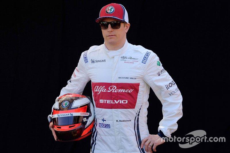 Kimi Raikkonen seguirá en Alfa Romeo Racing en 2020