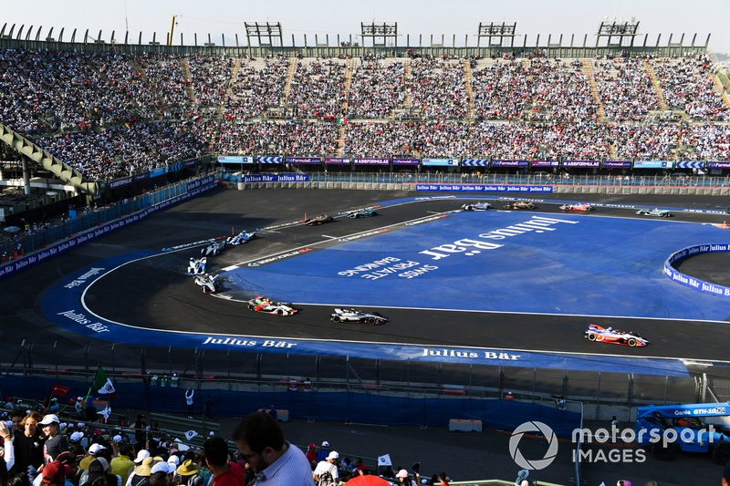 Autódromo Hermanos Rodríguez (Ciudad de México, México)