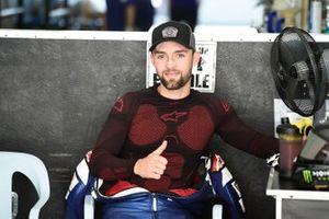 Jonas Folger, Yamaha Test Rider