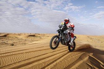 Паулу Гонсалвеш, Hero MotoSports Team Rally, Hero 450 Rally (№8)
