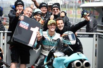 Pole position pour Marcos Ramirez, Leopard Racing