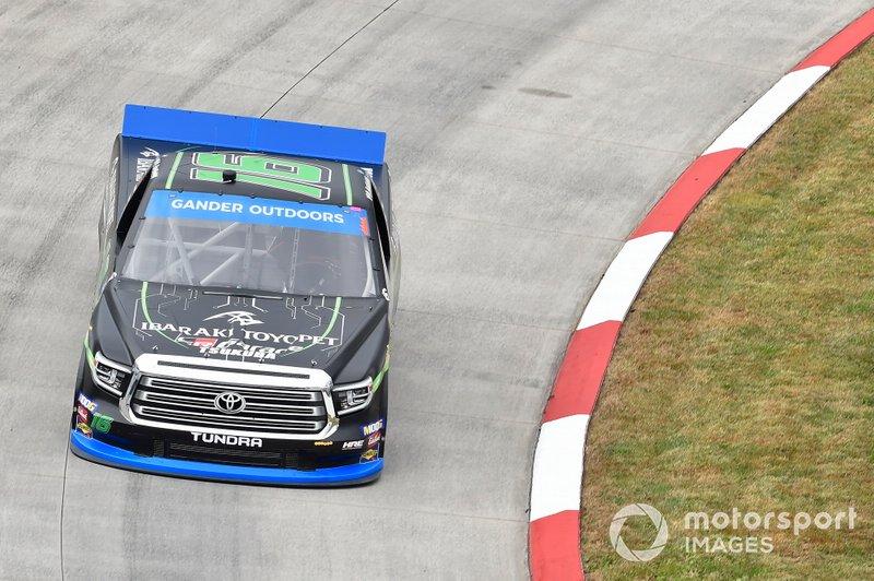 Austin Hill, Hattori Racing Enterprises, Toyota Tundra Ibaraki Toyopet