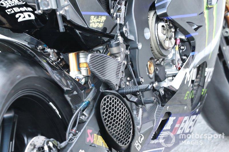Moto della Yamaha