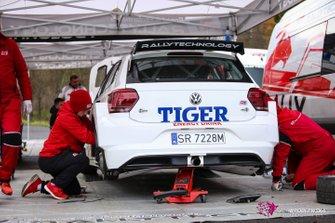 Tomasz Kasperczyk, Damian Syty, VW Polo R5