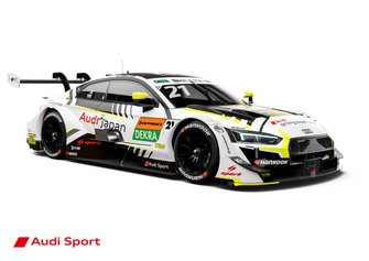 Audi RS 5, Benoit Treluyer