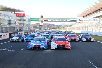 Coches SuperGT × DTM