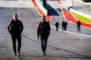 #90 TF Sport Aston Martin Vantage: Charles Eastwood, Jonathan Adam