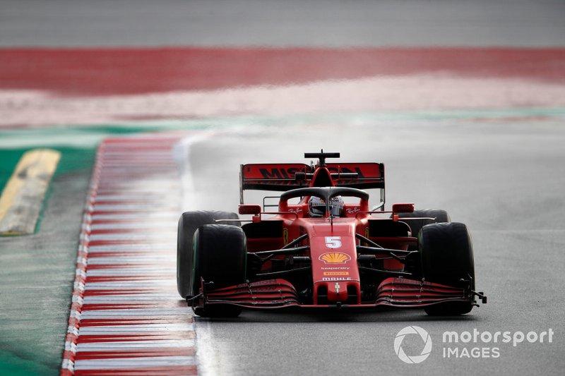 Ferrari y Pirelli no pudieron celebrar el 5 de marzo el test con los neumáticos de 18 pulgadas para 2021 en Fiorano. Se aplazó hasta que sea posible rodar allí.