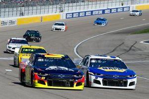 William Byron, Hendrick Motorsports, Chevrolet Camaro Axalta, Chase Elliott, Hendrick Motorsports, Chevrolet Camaro NAPA Auto Parts