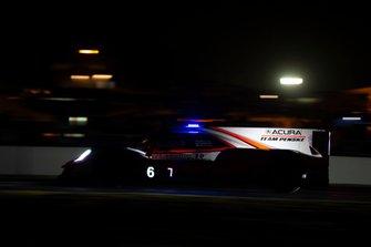 Acura DPi №6 команды Acura Team Penske, класс DPi: Хуан-Пабло Монтойя. Дэйн Кэмерон, Симон Пажено