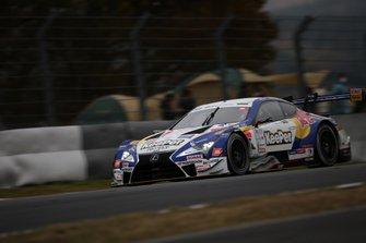Nick Cassidy, Lexus Team TOM'S Lexus LC500