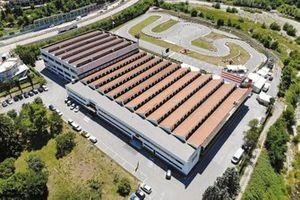 Quartier generale OMP a Genova