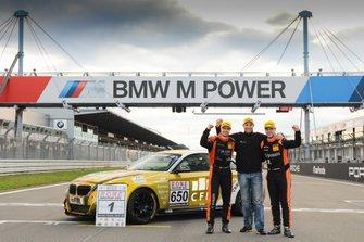 #650 BMW M240i Racing Cup: Yannick Fübrich, David Griessner, mit Matthias Unger