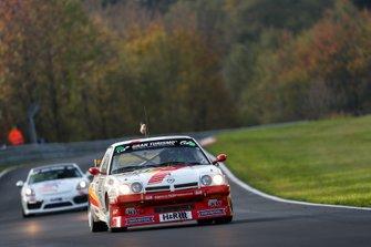 #601 Opel Manta: Olaf Beckmann, Peter Hass, Volker Strycek