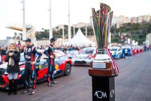 Le trophée du Rallye Monte-Carlo