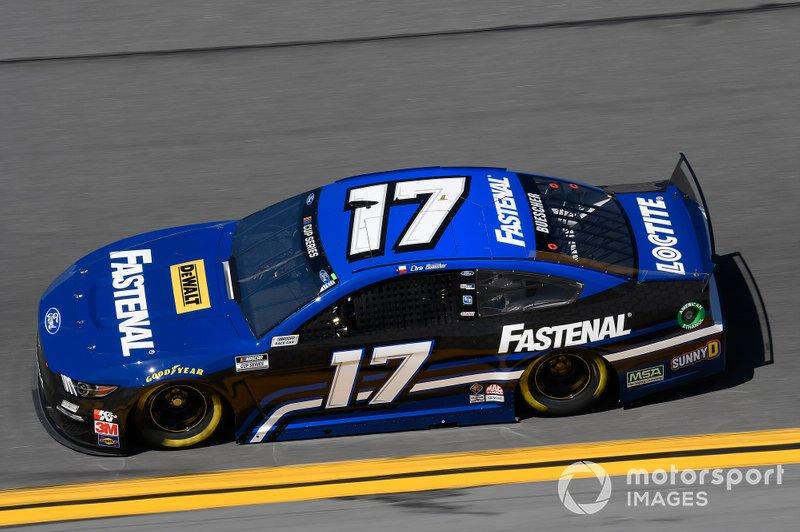 3. Chris Buescher, Roush Fenway Racing, Ford Mustang
