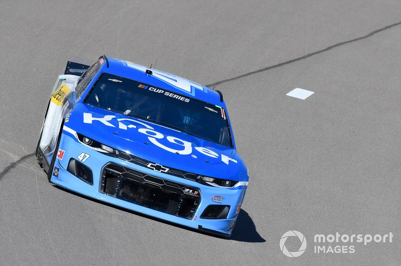 3. Ricky Stenhouse Jr., JTG Daugherty Racing, Chevrolet Camaro