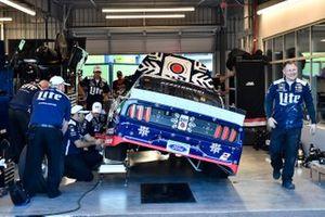 Brad Keselowski, Team Penske, Ford Mustang Miller Lite Holiday Knitwear