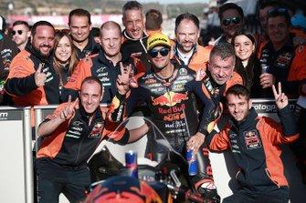 2º Jorge Martin, KTM Ajo