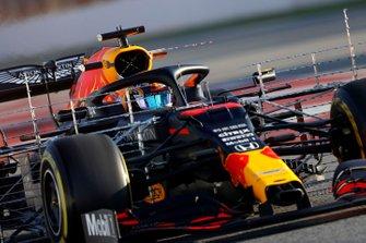 Alexander Albon, Red Bull Racing