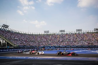 Sébastien Buemi, Nissan e.Dams, Nissan IMO2 Andre Lotterer, Porsche, Porsche 99x Electric, Sam Bird, Virgin Racing, Audi e-tron FE06