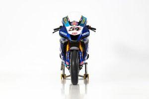 Motor van Toprak Razgatlioglu, Pata Yamaha WSBK