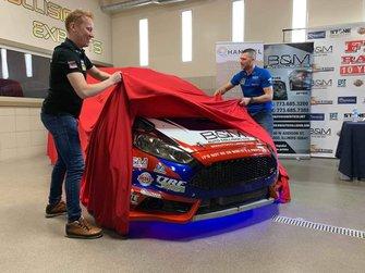 Piotr Fetela, Kamil Heller, Ford Fiesta Proto