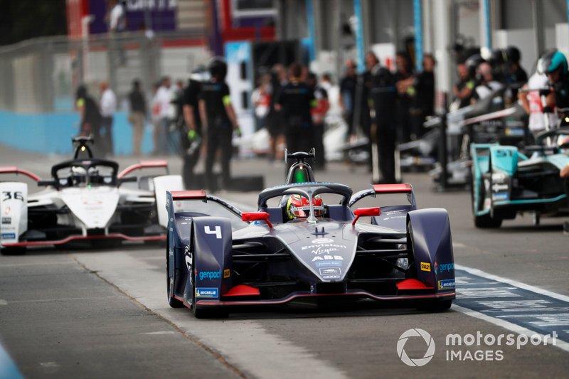 Robin Frijns, Virgin Racing, Audi e-tron FE06