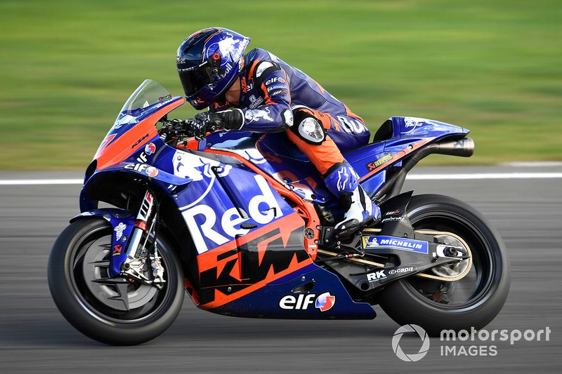 19º Iker Lecuona, Red Bull KTM Tech 3 (1:31.658)