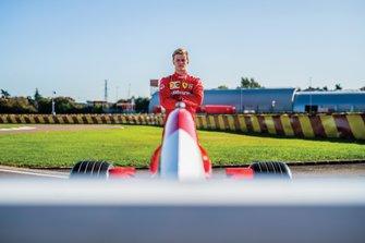 Mick Schumacher, Ferrari F2002