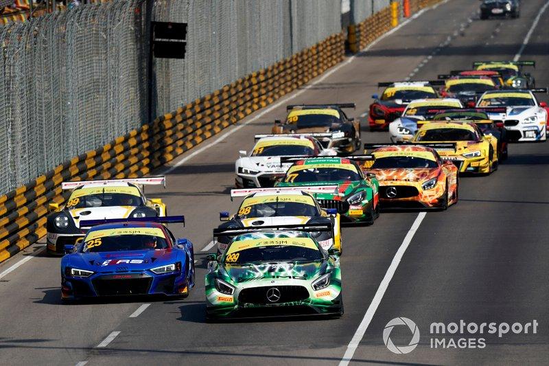 Arancada, #999 Mercedes-AMG Team GruppeM Racing Mercedes AMG GT3: Raffaele Marciello