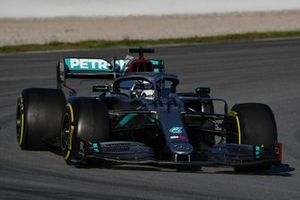 Lewis Hamilton, Mercedes F1 W12