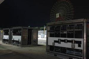 Broadcast Centre di F1
