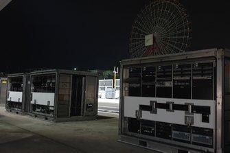F1 yayın merkezi
