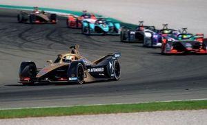 Antonio Felix da Costa, DS Techeetah, DS E-Tense FE20 Lucas Di Grassi, Audi Sport ABT Schaeffler, Audi e-tron FE06, Alexander Sims, BMW I Andretti Motorsports, BMW iFE.20