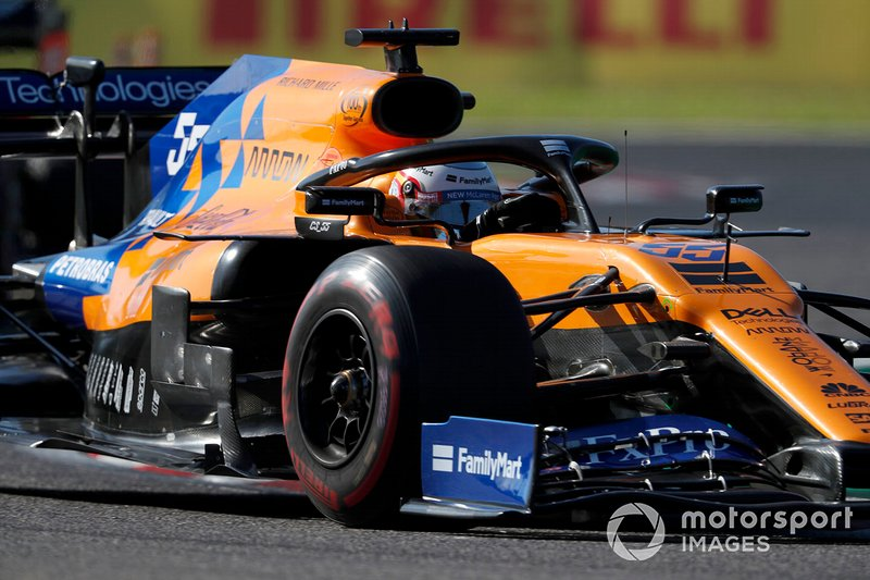 GP de Japón 2019: Carlos Sainz acaricia el título tras otro doblete