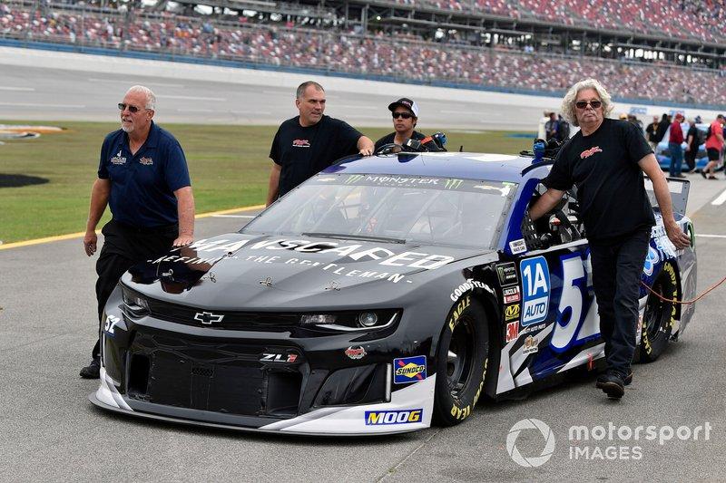 Spencer Boyd, Rick Ware Racing, Chevrolet Camaro Medicine Shoppe
