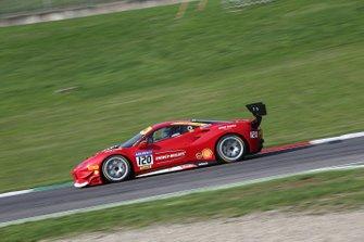 #120 Ferrari 488 Challenge, Scuderia FMA: Guy Fawe